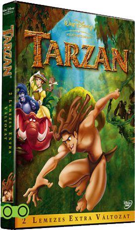 Disney: Tarzan - 2 lemezes extra változat (DVD)