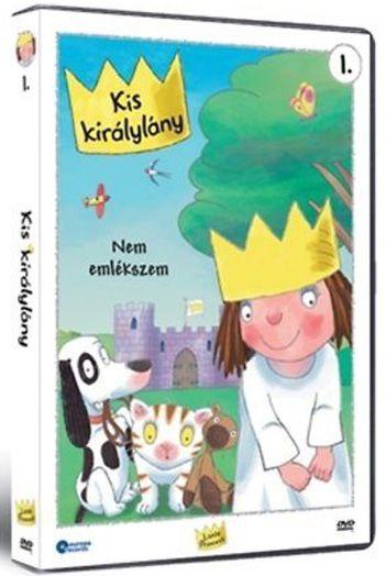 Kis királylány 1. - Nem emlékszem (DVD)