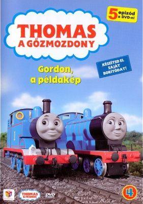 Thomas, a gőzmozdony: Gordon, a példakép (DVD)