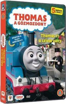 Thomas, a gőzmozdony: Thomas és a szivárvány (DVD)