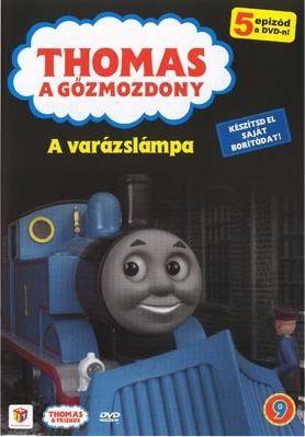 Thomas, a gőzmozdony: A varázslámpa (DVD)