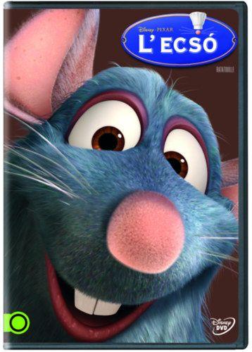 Disney: Pixar - L'ecsó (DVD)