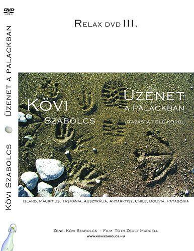 Kövi Szabolcs: Üzenet a palackban - Relax III. (DVD)