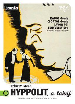 Hyppolit, a lakáj (DVD)