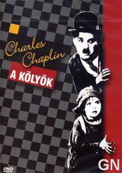 Charles Chaplin: A kölyök (DVD)
