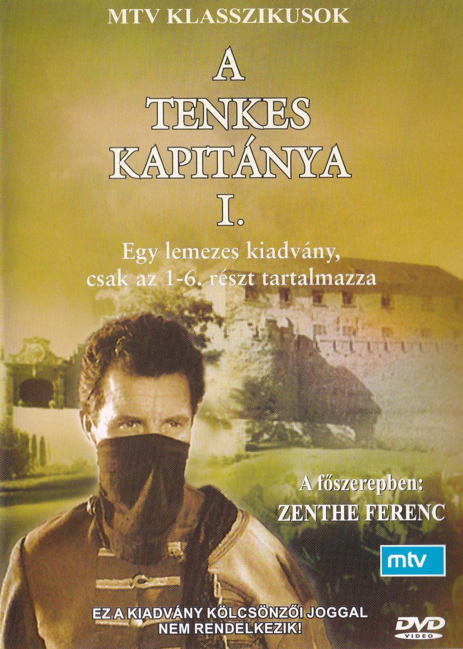 A Tenkes Kapitánya I. (DVD)