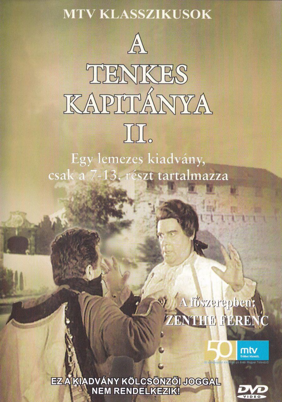 A Tenkes Kapitánya II. (DVD)