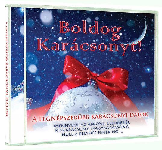 Boldog Karácsonyt! – A legnépszerűbb karácsonyi dalok (CD)