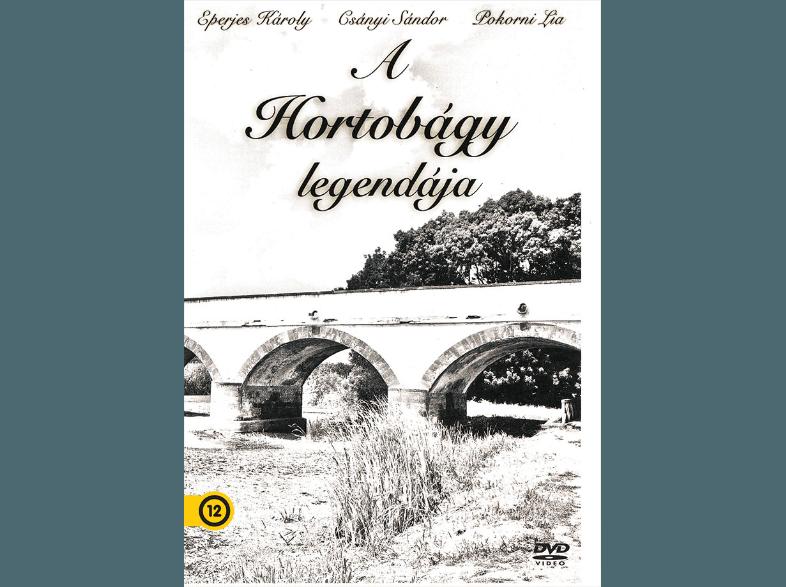 A Hortobágy legendája (DVD)