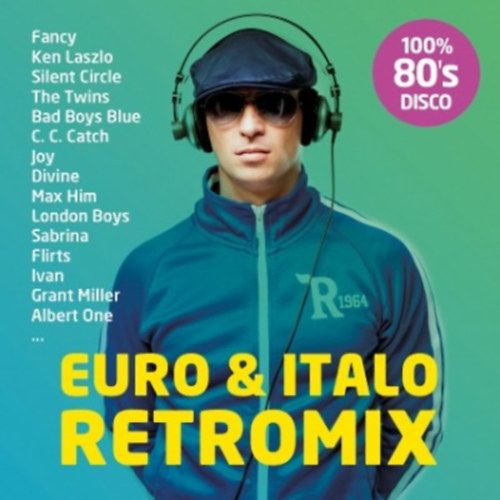 Euro & Italo Retromix (CD)