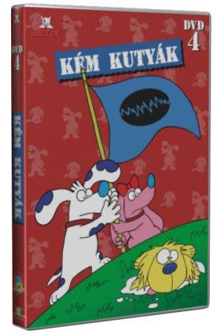 Kém kutyák 4. (DVD)
