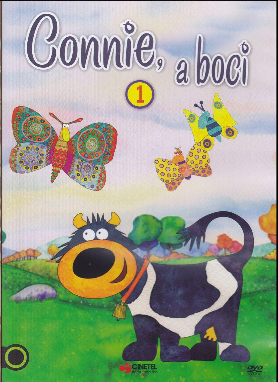 Connie, a boci 1. (DVD)