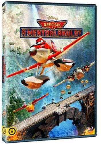 8122a04ce0 Disney: Repcsik - A mentőalakulat DVD - Dalnok Kiadó Zene- és DVD ...