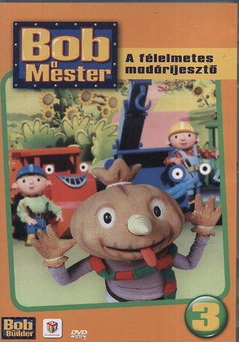 Bob a Mester: A félelmetes madárijesztő (DVD)
