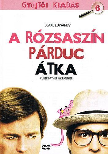 A Rózsaszín párduc átka 6. (DVD)