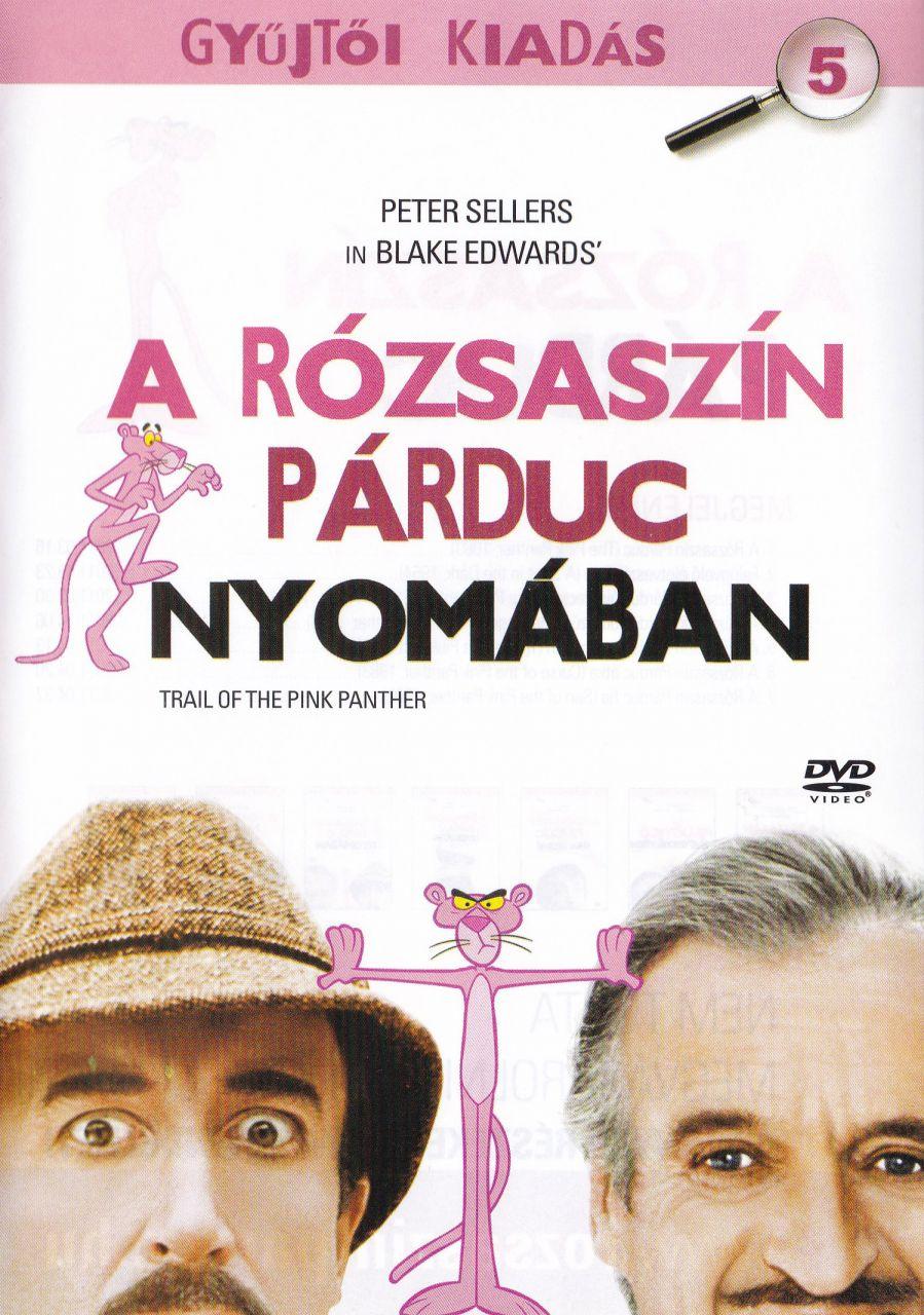 A Rózsaszín párduc nyomában 5. (DVD)
