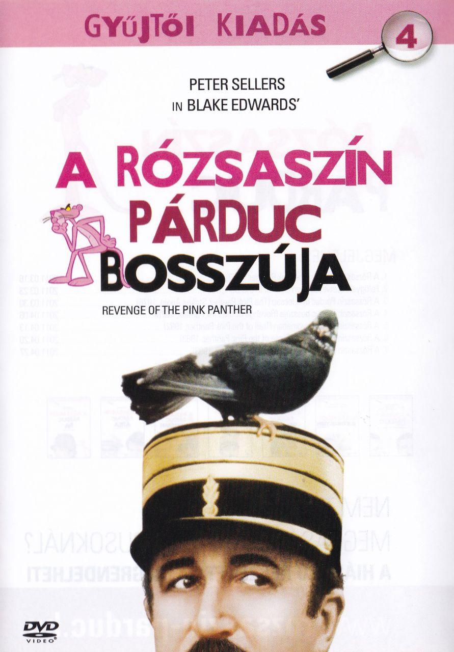 A Rózsaszín párduc bosszúja 4. (DVD)