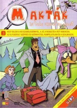 M Akták: ha tudni akarod az igazat 3. (DVD)