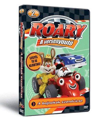 Roary a versenyautó - A bajnokok szendvicse 2. (DVD)