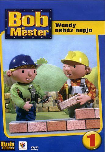 Bob a Mester: Wendy nehéz napja 1. (DVD)