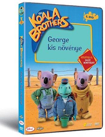 The Koala Brothers: George kis növénye 5. (DVD)