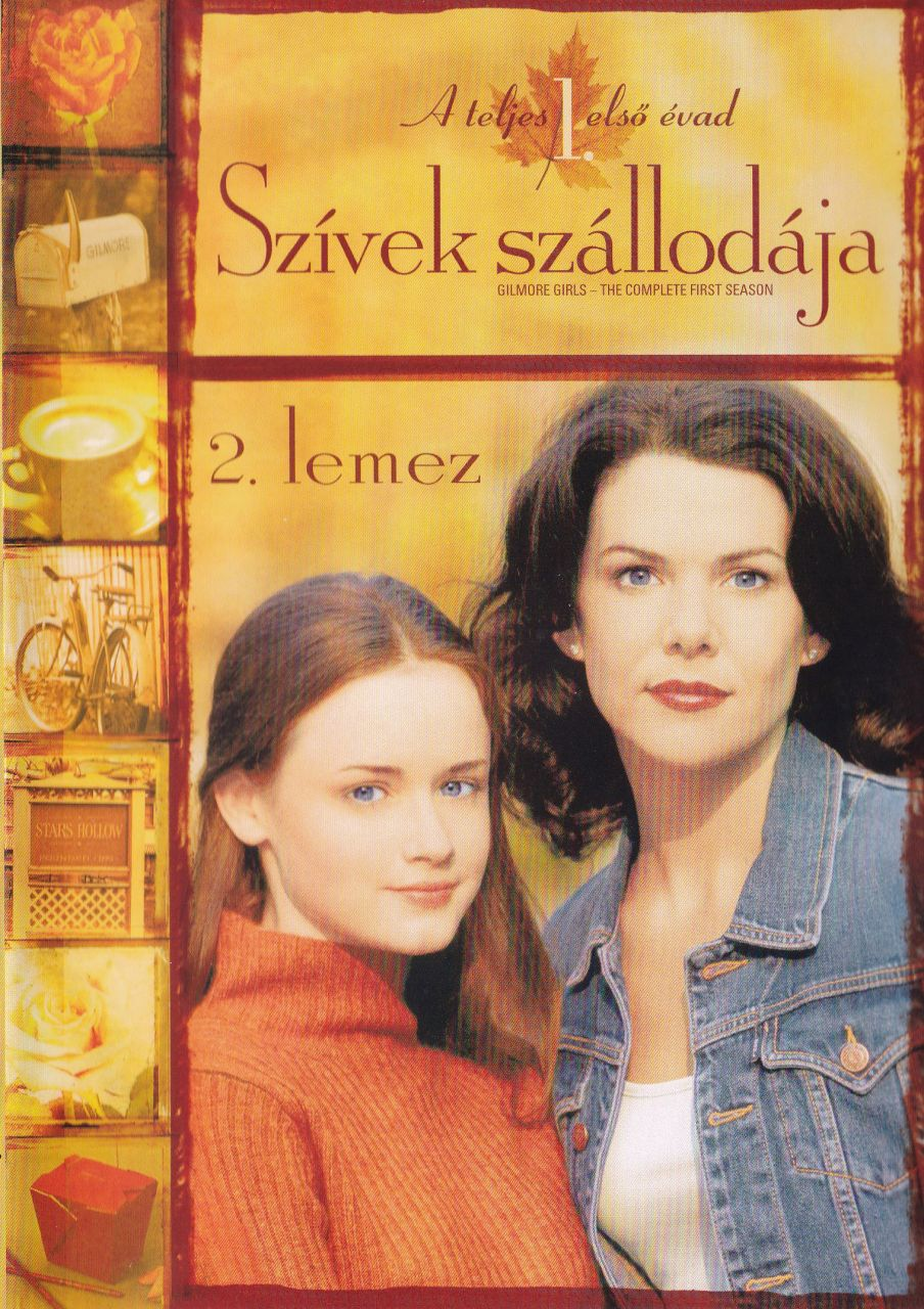Szívek szállodája 2. (DVD)