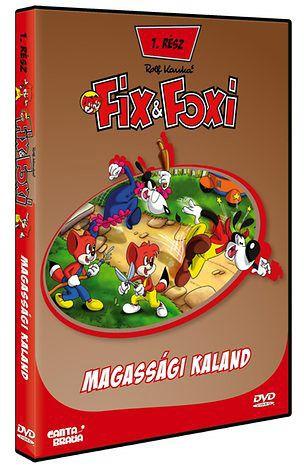 Fix & Foxi: Magassági kaland 1. (DVD)