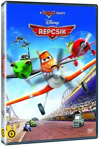 Disney: Repcsik (DVD)