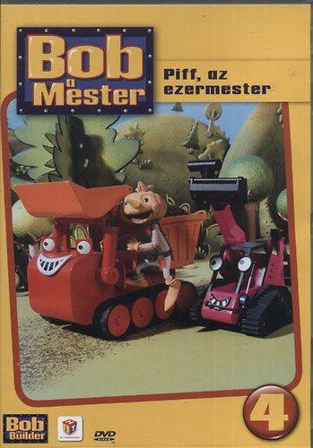 Bob a mester: Piff, az ezermester (DVD)