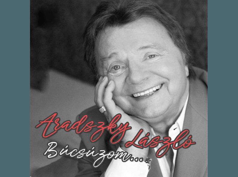 Aradszky László: Búcsúzom (CD)