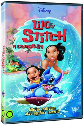 Lilo és Stitch: A csillagkutya (DVD)