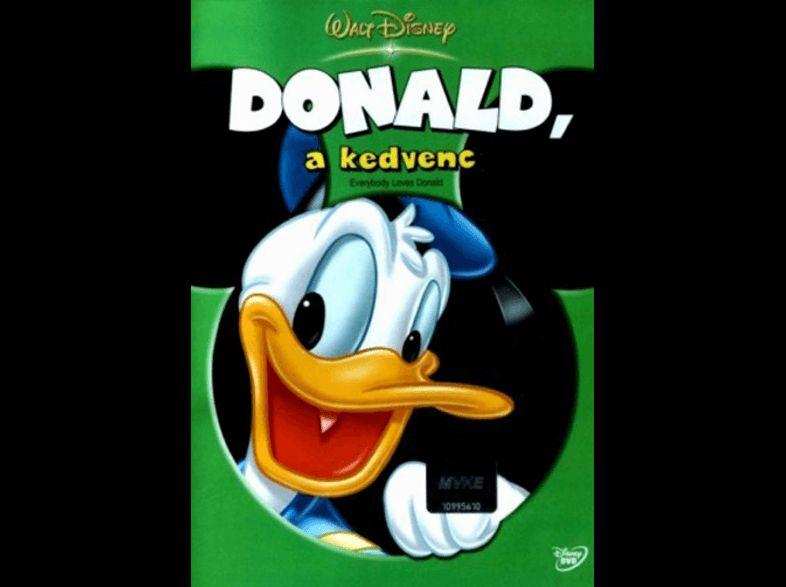 Donald, a kedvenc (DVD)