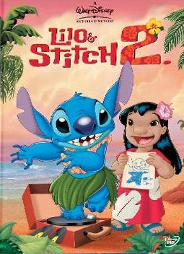 Lilo és Stitch 2. - Csillagkutyabaj (DVD)
