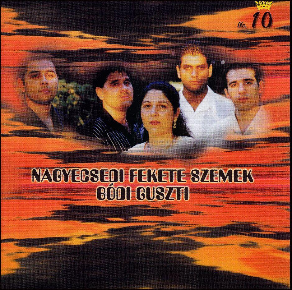 Nagyecsedi Fekete Szemek 10. (CD)