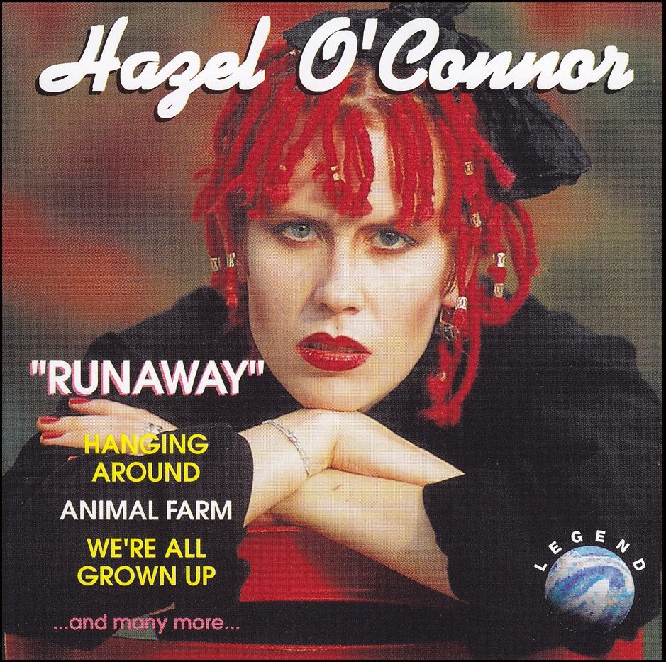 Hazel O' Connor: Runaway (CD)