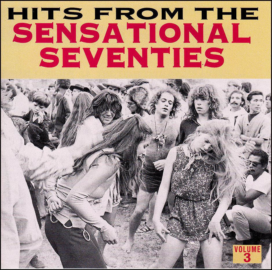 Hits From The Sensational Seventies (CD)