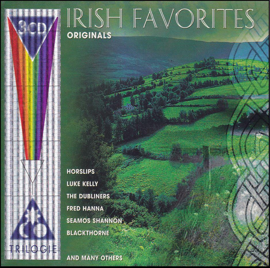 Irish Favorites (3CD)