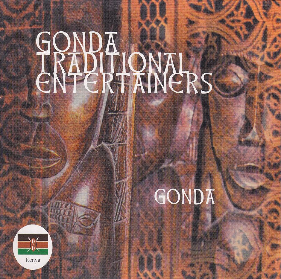 Gonda Traditional Entertainers (CD)