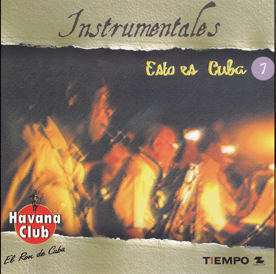 Instrumentales – Esto es Cuba (CD)