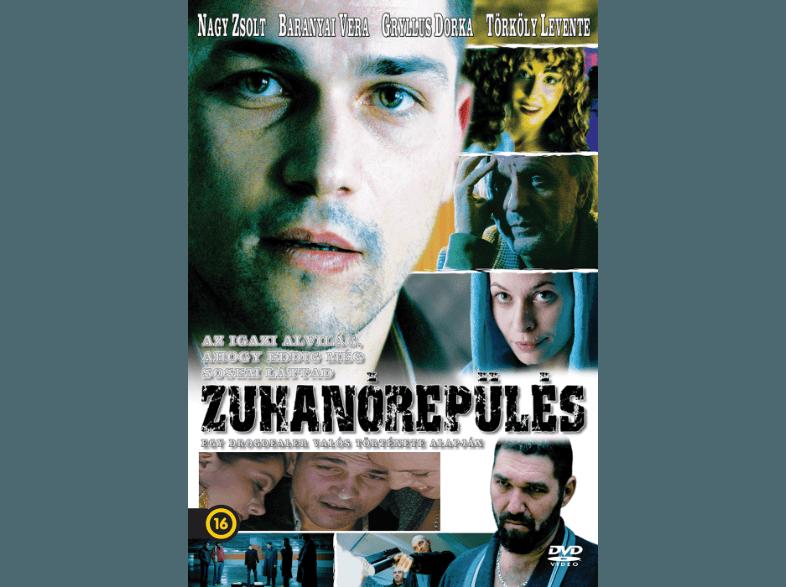 Zuhanórepülés (DVD)