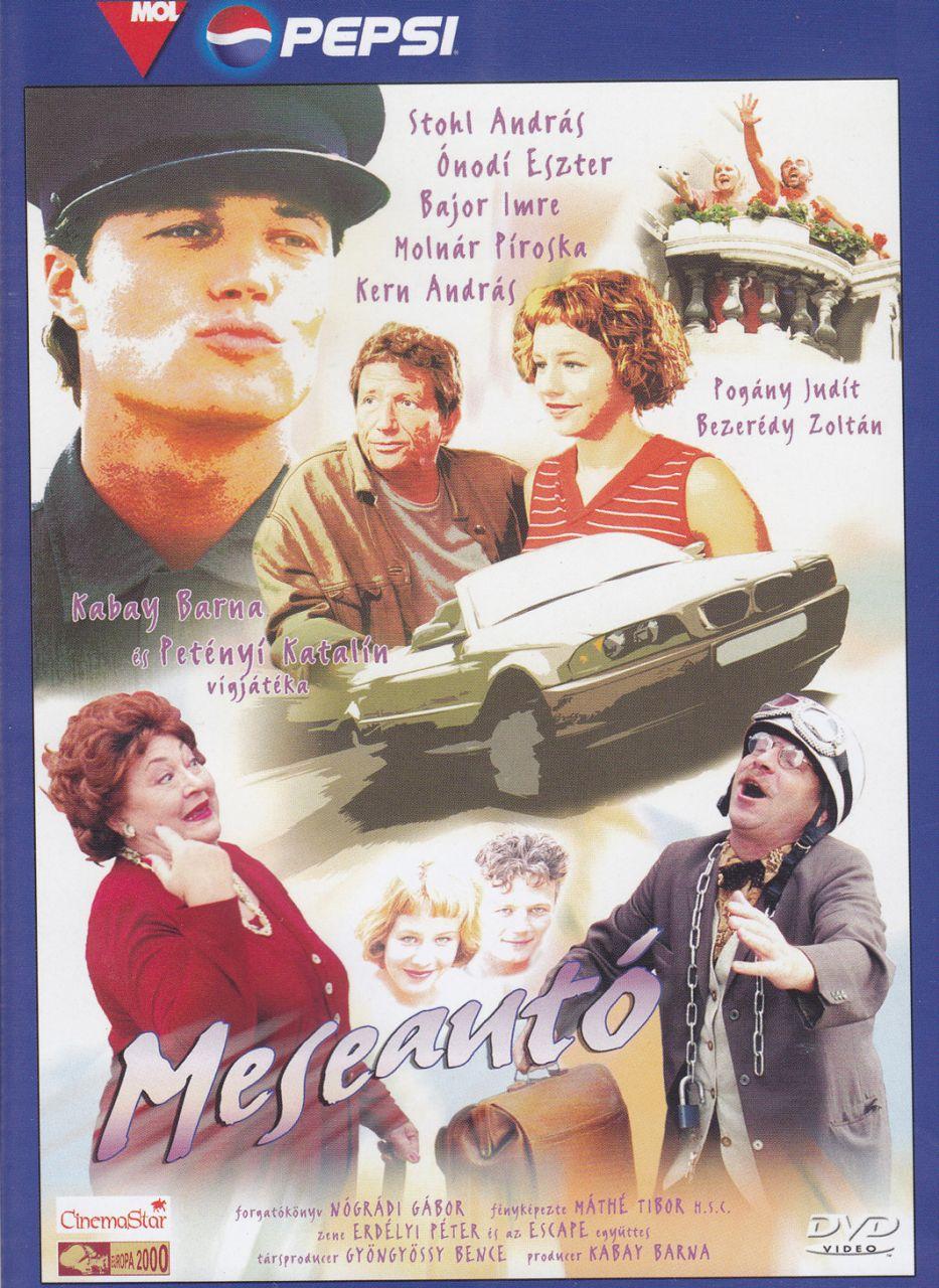 Meseautó (DVD)