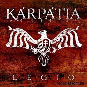 Kárpátia: Legio (CD)