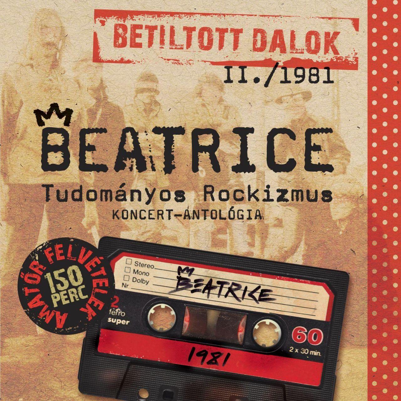 Beatrice: Betiltott dalok II. (2CD)