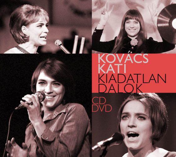 Kovács Kati: Kiadatlan dalok (CD+DVD)