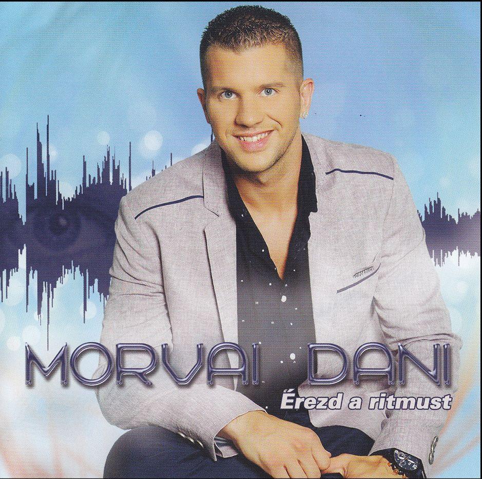 Morvai Dani: Érezd a ritmust (CD)