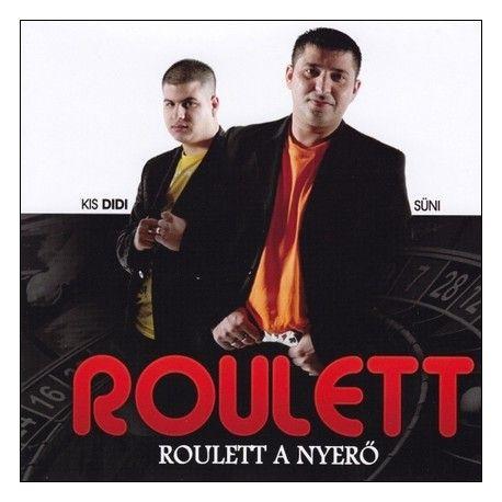 Roulett: Roulett a nyerő (CD)