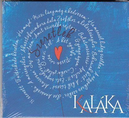 Kaláka: Szeretlek (CD)