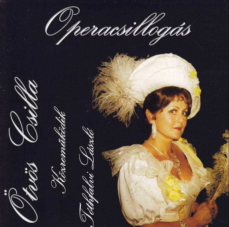 Ötvös Csilla: Operacsillogás (CD)