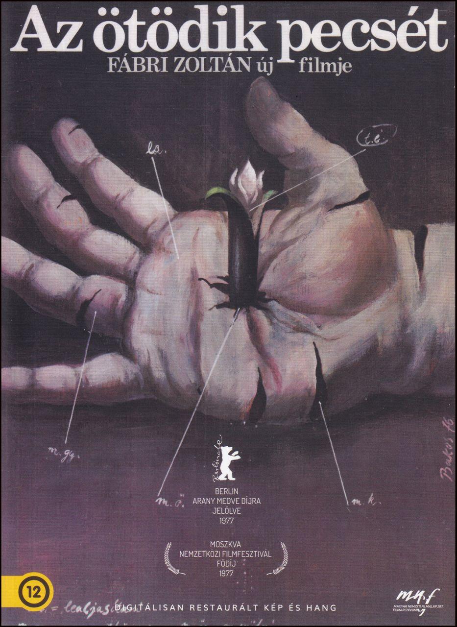 Fábry Zoltán: Az ötödik pecsét (DVD)