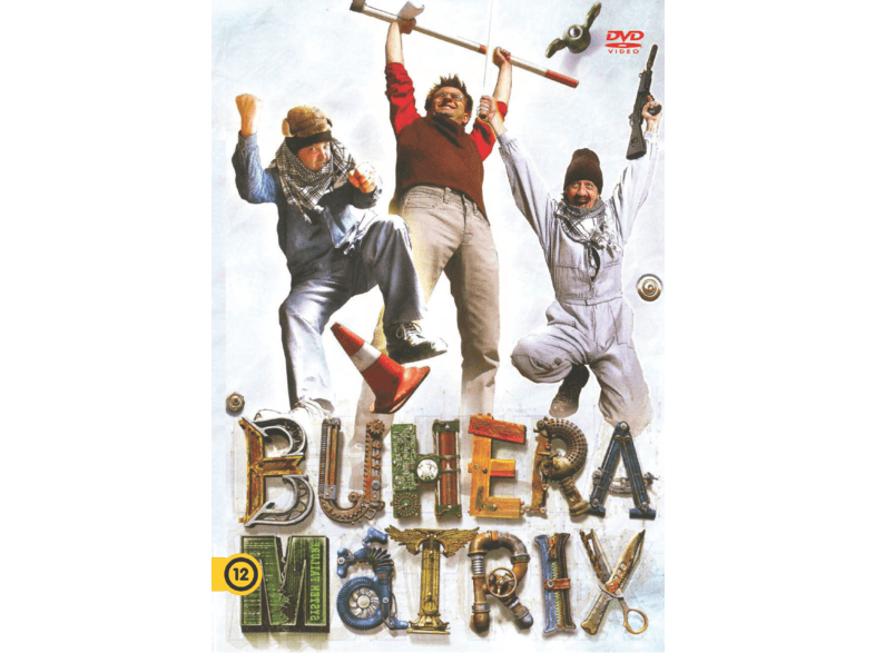 Buhera Mátrix (DVD)